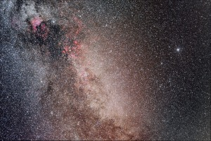 Cygnus Star Cloud