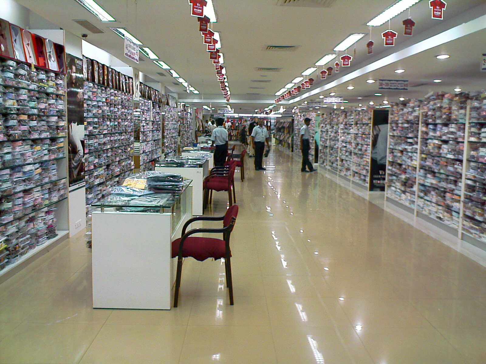 A Textile shop in CBE