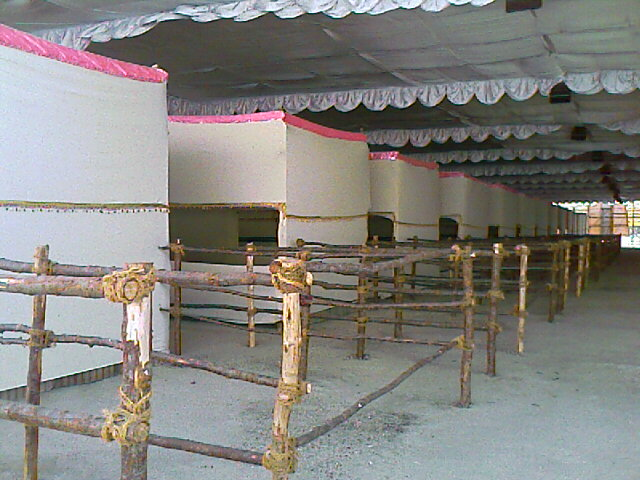 Dining Hall - World Classical Tamil Conference - Coimbatore