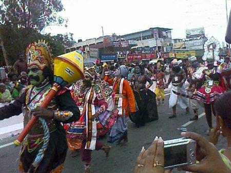 Iniyavai Narpadhu 11 - Semmozhi Manadu procession Coimbatore photos