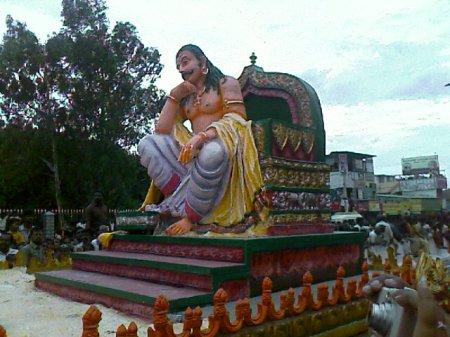 Iniyavai Narpadhu 16 - Semmozhi Manadu procession photos avinashi road