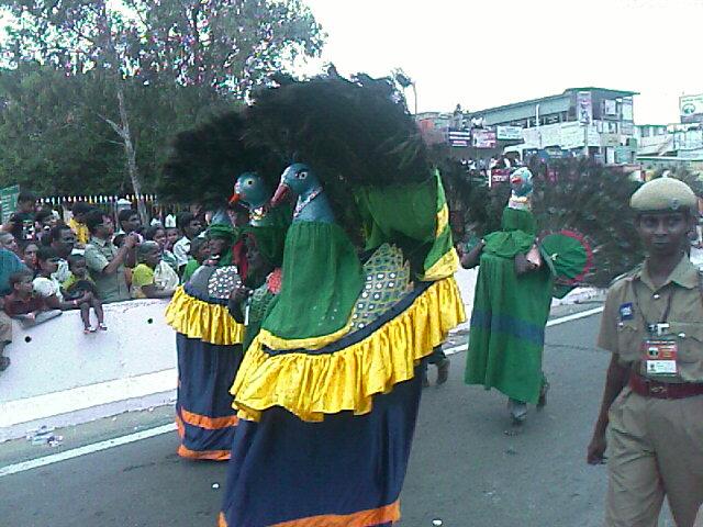 Iniyavai Narpadhu 18 - Semmozhi procession photos