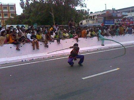 Iniyavai Narpadhu 27 - Semmozhi manadu traditional arts performer