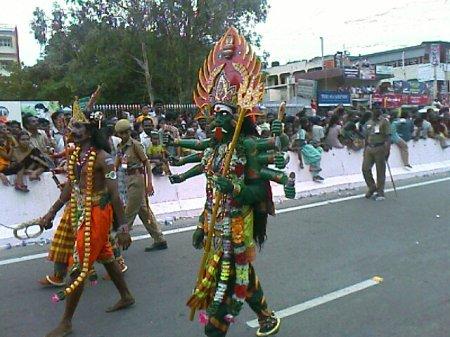 iniyavai Narpadhu 39 - Semmozhi Manadu folk arts
