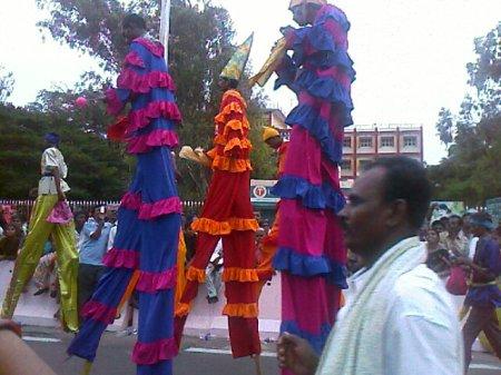 Iniyavai Narpadhu 42 - Semmozhi manadu folk arts kalaingargal